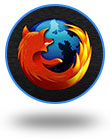 Firefox icon button