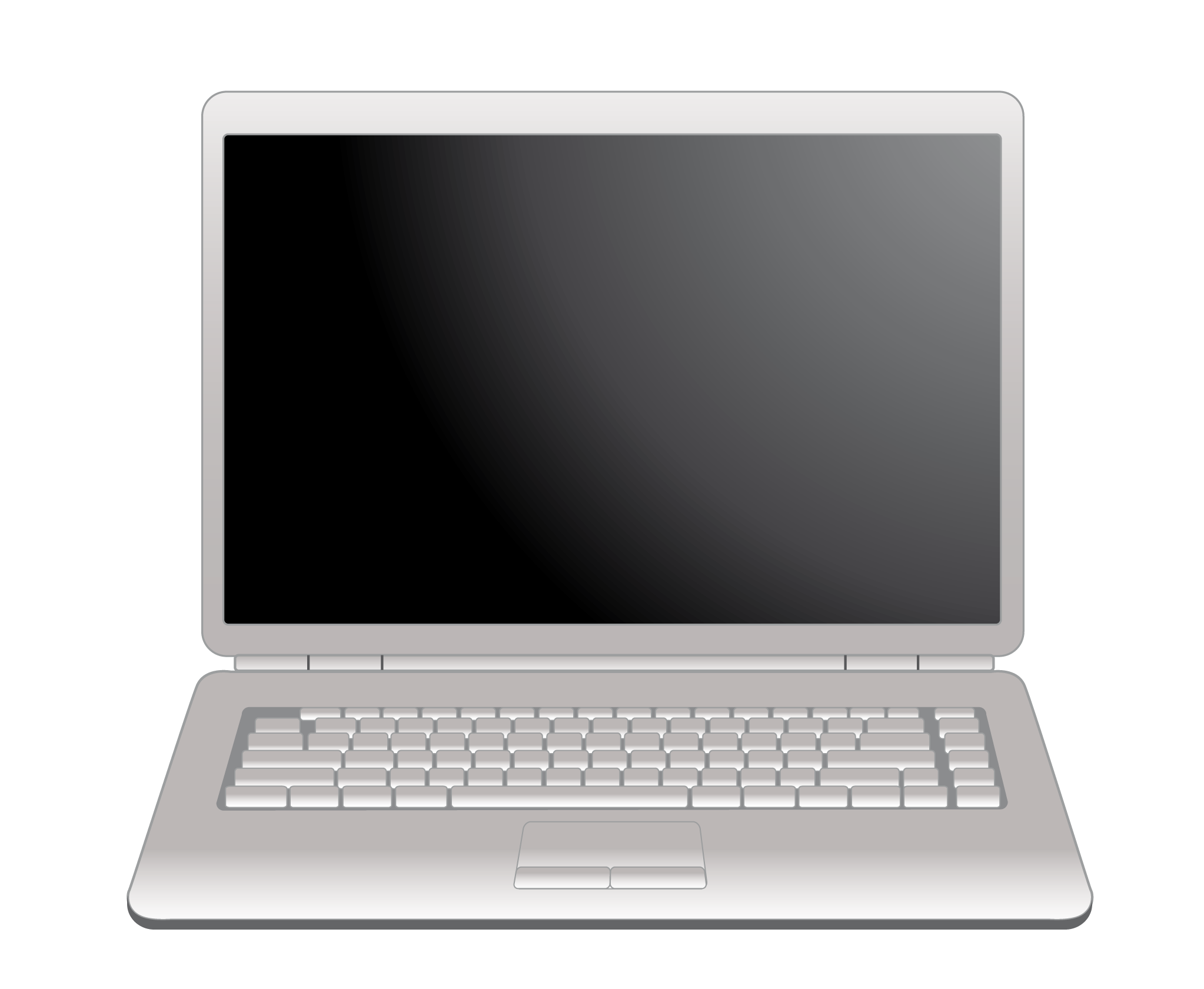 how to fix a black screen on my toshiba laptop